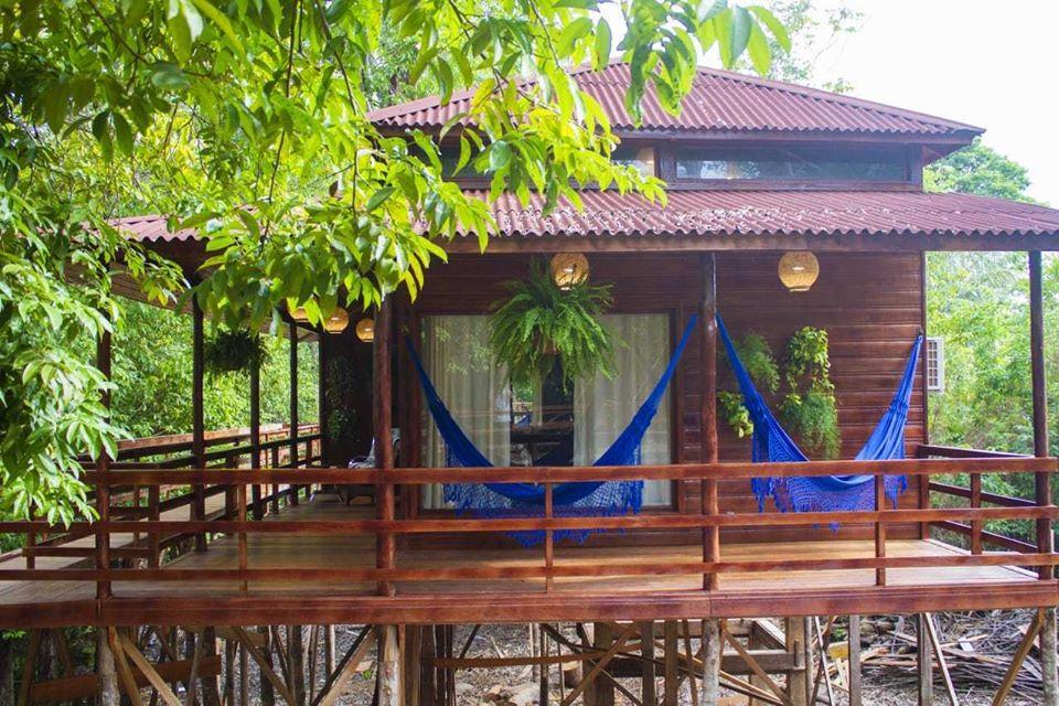 Hotel de selva manati lodge