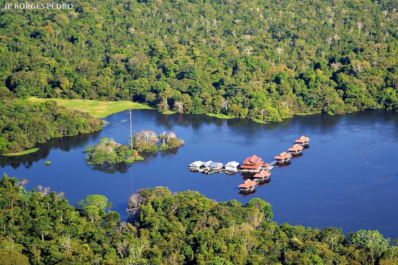 mamiraua reserve